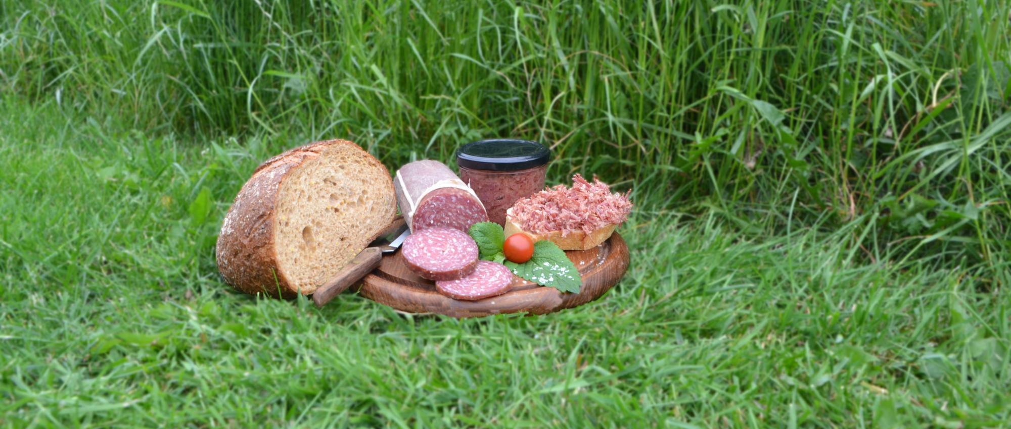 Salami und Corned Beef