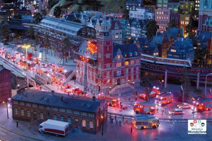 Miniatur Wunderland Hamburg - Hamburg