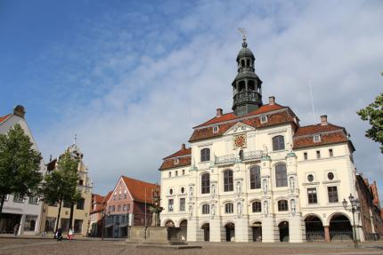 Rathaus in Lüneburg - © Lüneburg Marketing GmbH