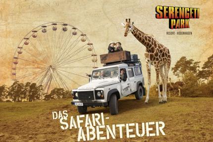Serengeti-Park in Hodenhagen