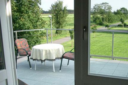 Genießen Sie den traumhaften Blick von Ihrer Terrasse